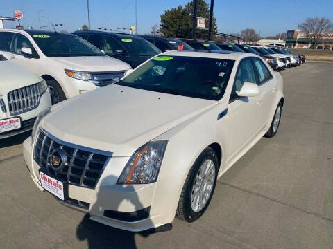 2012 Cadillac CTS for sale at De Anda Auto Sales in South Sioux City NE