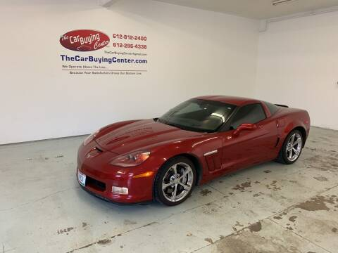 2011 Chevrolet Corvette for sale at The Car Buying Center in St Louis Park MN