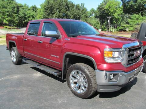 2014 GMC Sierra 1500 for sale at Old Time Auto Sales, Inc in Milford MA