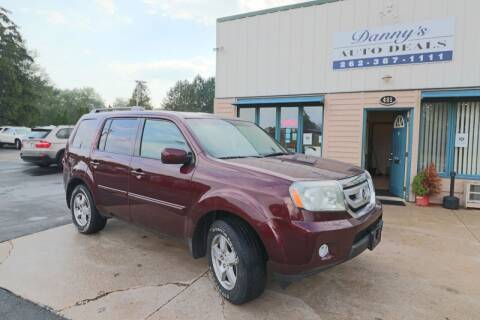 2009 Honda Pilot for sale at Danny's Auto Deals in Grafton WI
