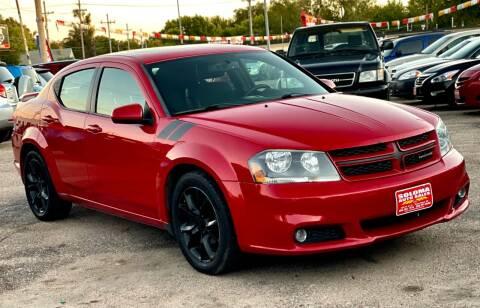 2014 Dodge Avenger for sale at SOLOMA AUTO SALES in Grand Island NE