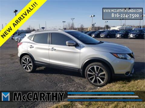 2017 Nissan Rogue Sport for sale at Mr. KC Cars - McCarthy Hyundai in Blue Springs MO