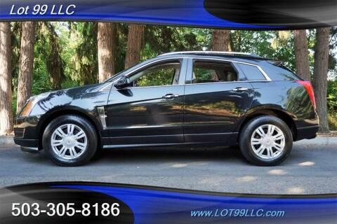2012 Cadillac SRX for sale at LOT 99 LLC in Milwaukie OR