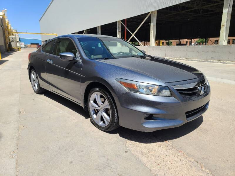 2012 Honda Accord for sale at NEW UNION FLEET SERVICES LLC in Goodyear AZ