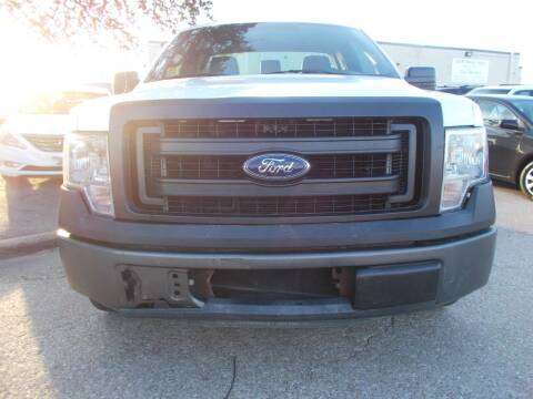 2013 Ford F-150 for sale at ACH AutoHaus in Dallas TX