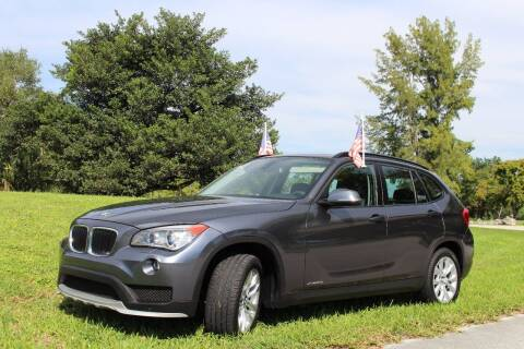 2015 BMW X1 for sale at CHASE MOTOR in Miami FL