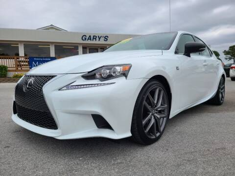 2015 Lexus IS 250 for sale at Gary's Auto Sales in Sneads Ferry NC