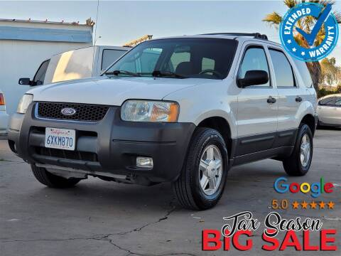 2003 Ford Escape for sale at Gold Coast Motors in Lemon Grove CA