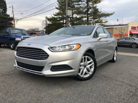 2013 Ford Fusion for sale at Keystone Auto Center LLC in Allentown PA