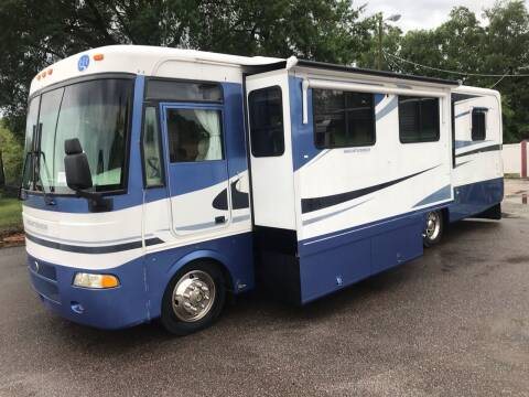 2003 Holiday Rambler Vacationer for sale at Florida Coach Trader Inc in Tampa FL