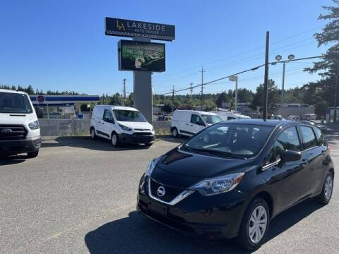 2018 Nissan Versa Note for sale at Lakeside Auto in Lynnwood WA