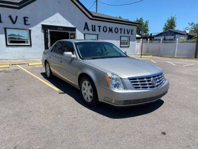 2006 Cadillac DTS for sale at Executive Automotive Service of Ocala in Ocala FL