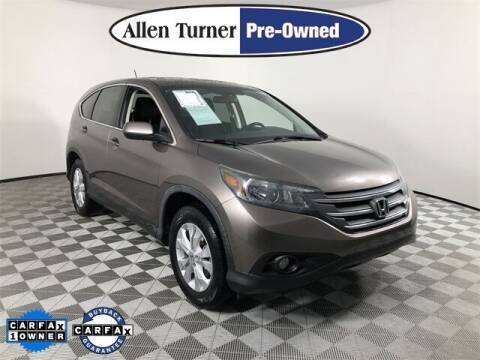 2012 Honda CR-V for sale at Allen Turner Hyundai in Pensacola FL