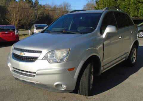 2013 Chevrolet Captiva Sport for sale at SAR Enterprises in Raleigh NC