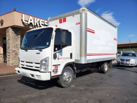 2015 Isuzu NPR HD for sale at Lakeside Auto Brokers in Colorado Springs CO