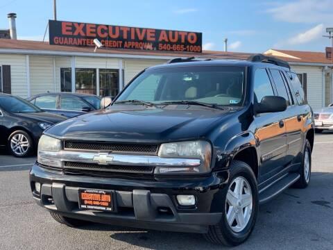 2003 Chevrolet TrailBlazer for sale at Executive Auto in Winchester VA