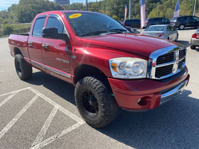 2007 Dodge Ram Pickup 1500 for sale at Car City Automotive in Louisa KY