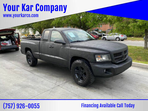 2010 Dodge Dakota for sale at Your Kar Company in Norfolk VA