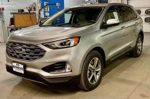 2021 Ford Edge for sale at Reinecke Motor Co in Schuyler NE