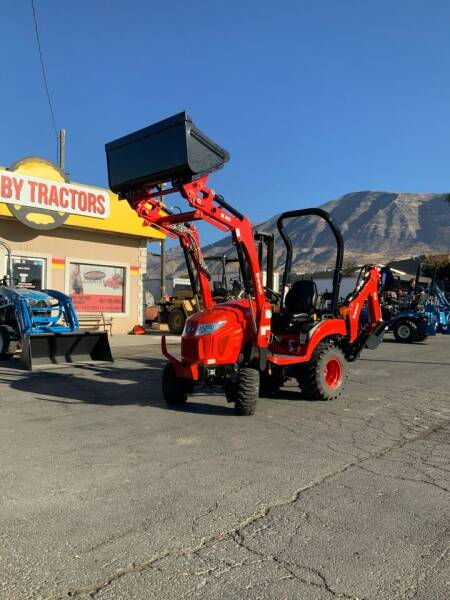 2021 Branson 2205H for sale at Hobby Tractors - New Tractors in Pleasant Grove UT