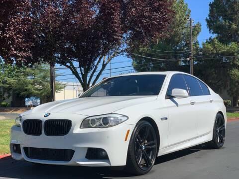 2013 BMW 5 Series for sale at AutoAffari LLC in Sacramento CA