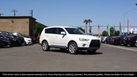 2013 Mitsubishi Outlander for sale at Westland Auto Sales in Fresno CA
