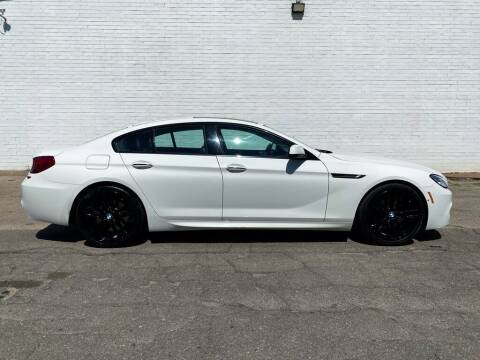 2014 BMW 6 Series for sale at Smart Chevrolet in Madison NC