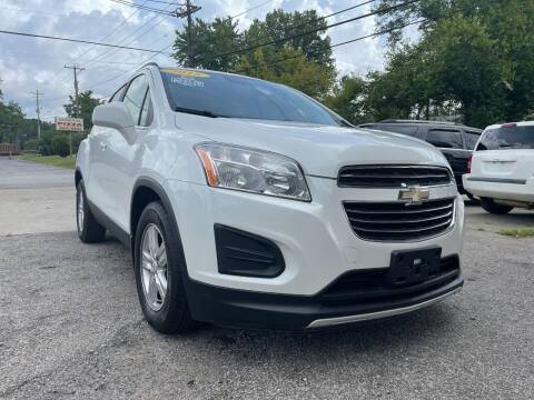 2015 Chevrolet Trax for sale at King Louis Auto Sales in Louisville KY