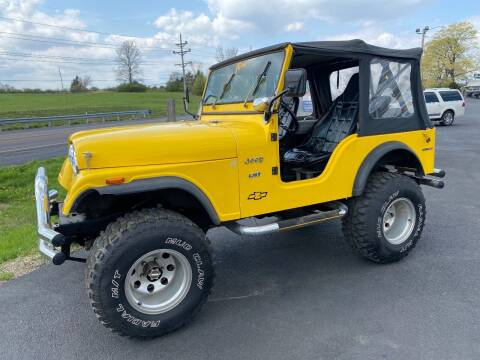 1974 Jeep CJ-5 for sale at Performance Motor Sports in Pacific MO