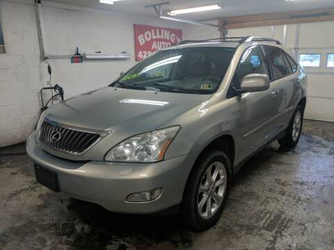 2009 Lexus RX 350 for sale at BOLLING'S AUTO in Bristol TN