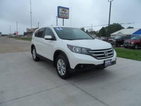 2012 Honda CR-V for sale at America Auto Inc in South Sioux City NE