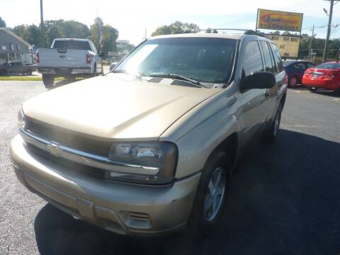 2006 Chevrolet TrailBlazer for sale at Roswell Auto Imports in Austell GA
