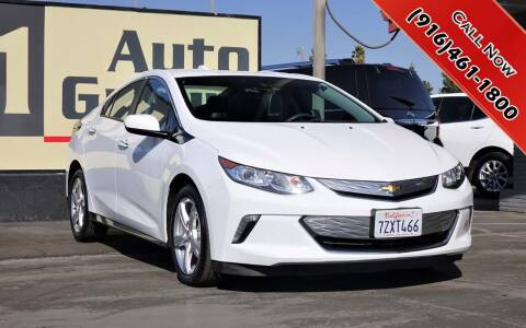 2017 Chevrolet Volt for sale at H1 Auto Group in Sacramento CA