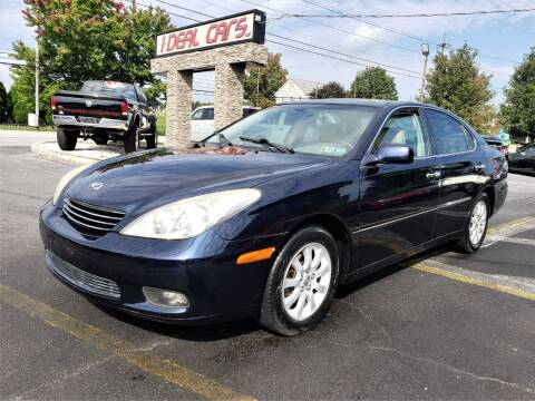 2004 Lexus ES 330 for sale at I-DEAL CARS in Camp Hill PA