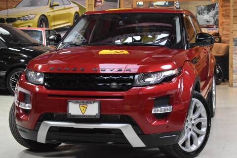 2014 Land Rover Range Rover Evoque for sale at Chicago Cars US in Summit IL