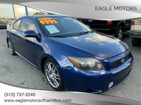 2009 Scion tC for sale at Eagle Motors in Hamilton OH
