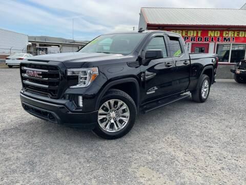 2019 GMC Sierra 1500 for sale at Yaktown Motors in Union Gap WA