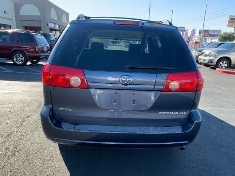 2007 Toyota Sienna for sale at CASH OR PAYMENTS AUTO SALES in Las Vegas NV