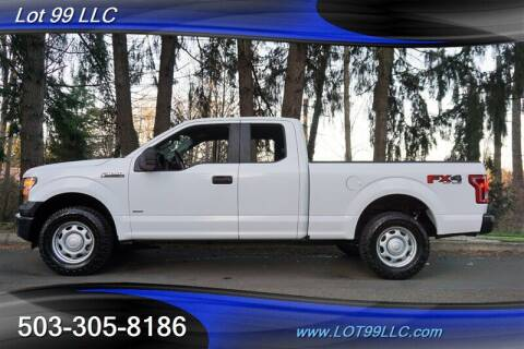 2016 Ford F-150 for sale at LOT 99 LLC in Milwaukie OR