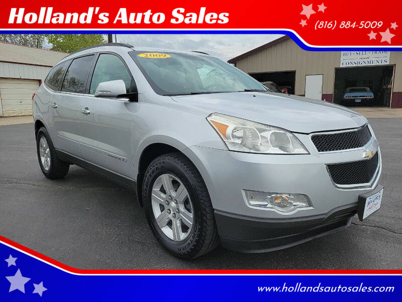 2009 Chevrolet Traverse for sale at Holland's Auto Sales in Harrisonville MO