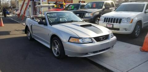 1999 Ford Mustang for sale at Bel Air Auto Sales in Milford CT