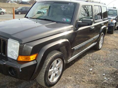 2006 Jeep Commander for sale at Branch Avenue Auto Auction in Clinton MD