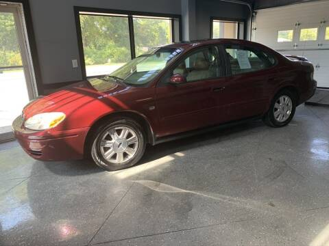 2004 Ford Taurus for sale at Settle Auto Sales TAYLOR ST. in Fort Wayne IN
