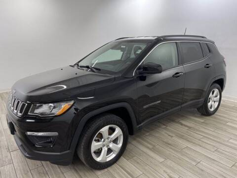 2017 Jeep Compass for sale at TRAVERS GMT AUTO SALES - Traver GMT Auto Sales West in O Fallon MO