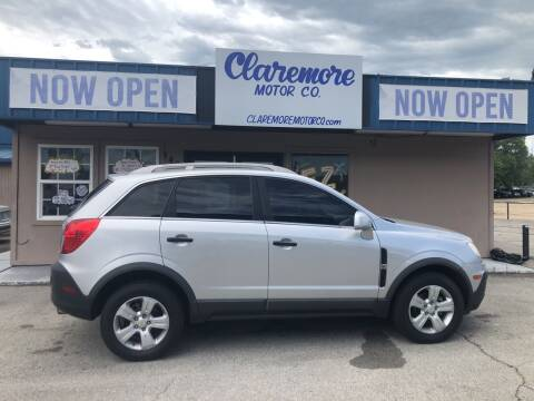 2014 Chevrolet Captiva Sport for sale at Claremore Motor Company in Claremore OK