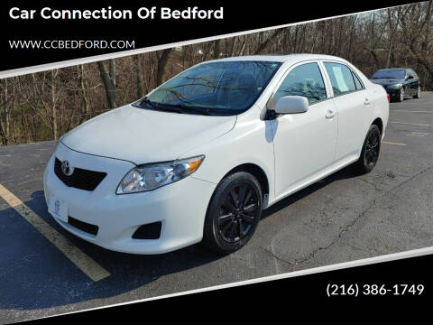2009 Toyota Corolla for sale at Car Connection of Bedford in Bedford OH