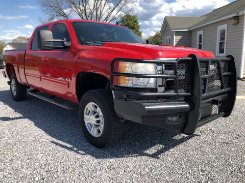 2009 Chevrolet Silverado 2500HD for sale at Curtis Wright Motors in Maryville TN