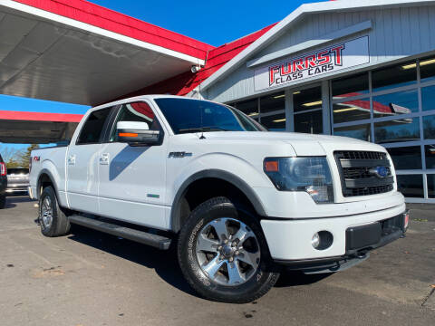 2014 Ford F-150 for sale at Furrst Class Cars LLC in Charlotte NC