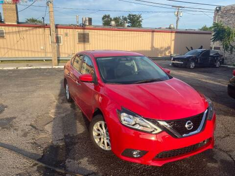 2018 Nissan Sentra for sale at Some Auto Sales in Hammond IN