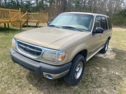 1999 Ford Explorer for sale at Southtown Auto Sales in Whiteville NC